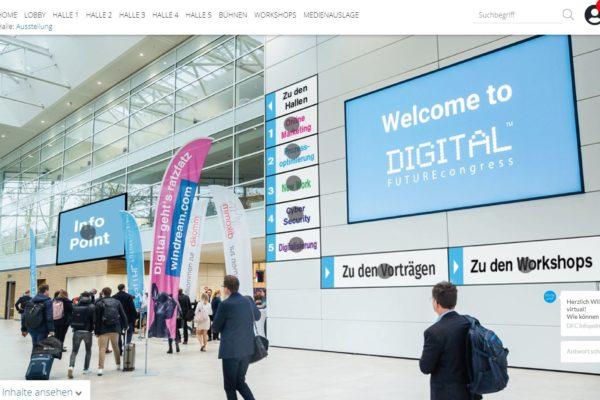 Digital FutureCongress – meine erste virtuelle Konferenz