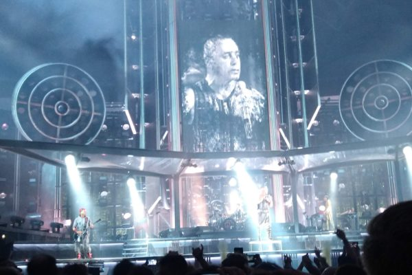 Rammstein in der Commerzbank-Arena – Throwback